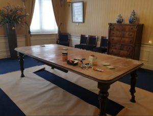 Tafelrenovatie Oude-Stadhuis-Delft