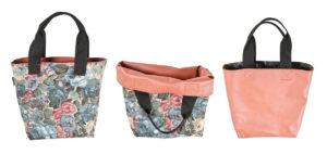 Life2-bag, circulaire-tas-van-reststoffen tweezijdig-te-gebruiken
