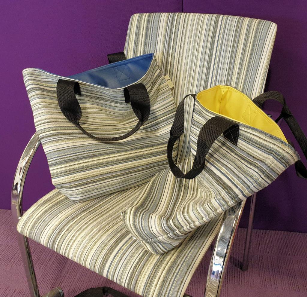 Life2 Bag met stoel